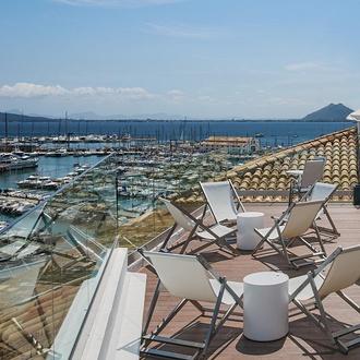 Vistas Hotel Eolo